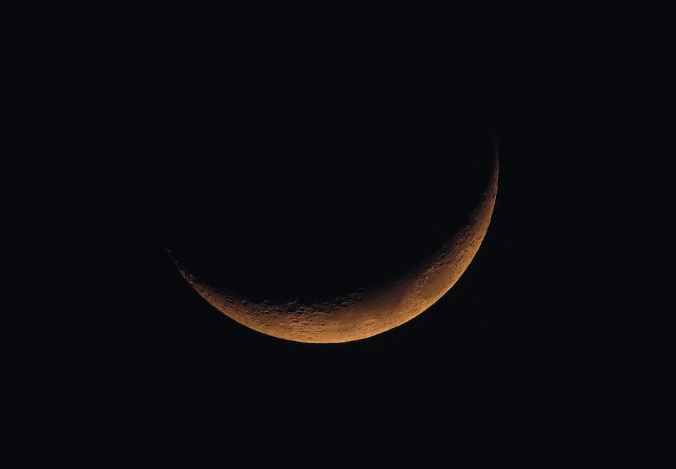 New Moon of Imagination – Time to Reflect